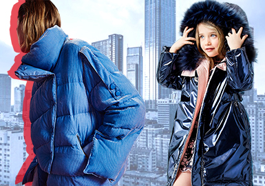 Puffa -- 19/20 A/W Silhouette for Girls' Apparel