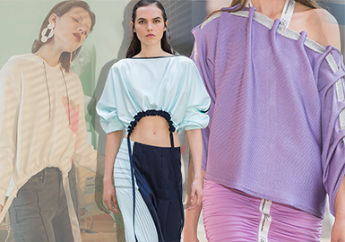 Gathering -- 2020 S/S Tailoring Trend for Womenswear