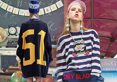 Back to School -- 2020 S/S Pattern Trend for Women's Knitwear