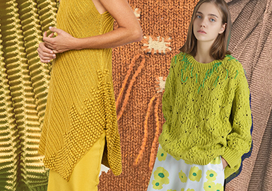 Awakening -- Resort 2020 Stitch Trend for Womenswear