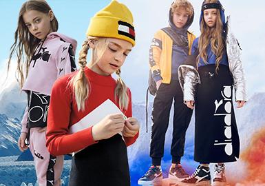 Sports -- 18/19 A/W Kidswear in Market