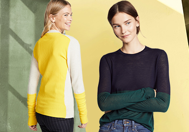 Joseph -- 18/19 A/W Benchmark Brand of Women's Knitwear