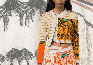 2020 Craft Trends.Revamped Fringe Resort 2020 Craft Trend For Women S Knitwear