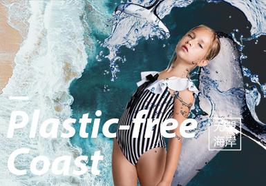 Plastic-free Coast -- 2020 S/S Theme Trend of Kidswear