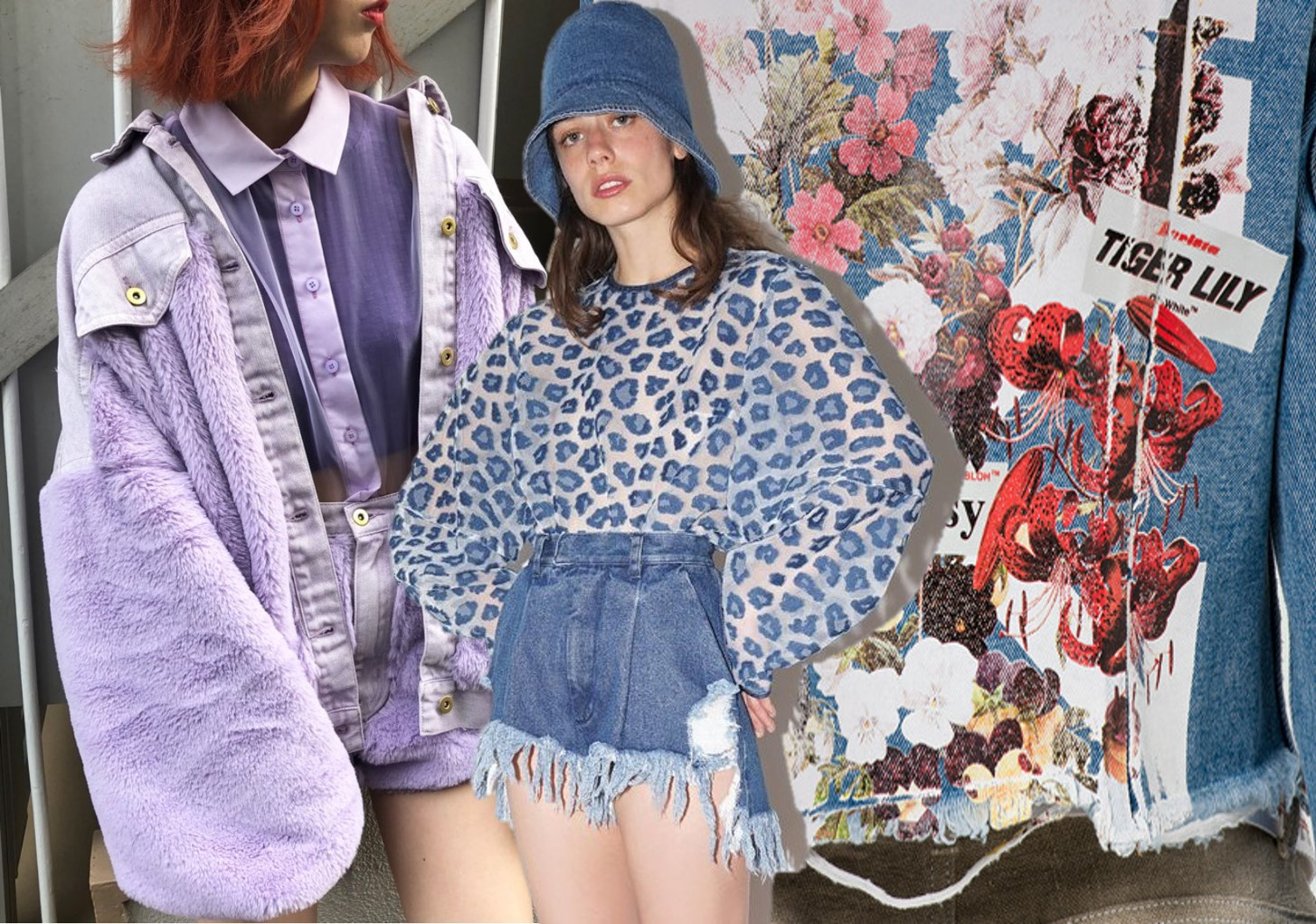 Recreated Denim -- 2020 S/S Denim Fabric Trend