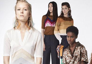 Marco de Vincenzo -- 18/19 A/W Designer Brand for Women's Knitwear