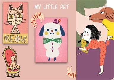 My Little Pet -- 2020 S/S Pattern Trend for Kidswear