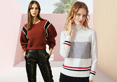 Sweater -- Resort 2020 Key Item of Women's Knitwear