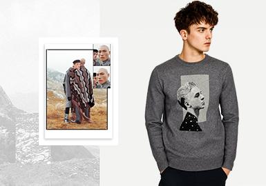 Urban Revivo -- 18/19 A/W Benchmark Brand for Men's Knitwear