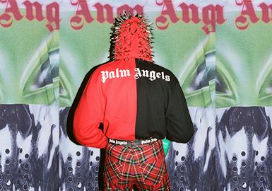 Palm Angels -- 19/20 A/W Menswear Brand