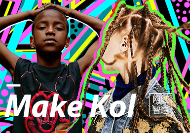 Make KOL -- 2020 S/S Theme Trend for Kidswear