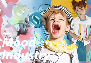 Mood Industry -- 2020 S/S Theme Trend for Kidswear