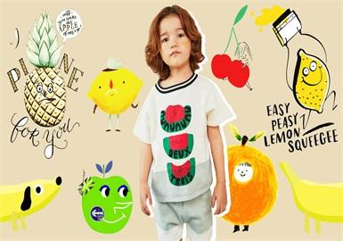 Sweet Fruit -- 2020 S/S Pattern Trend for Kidswear