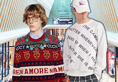Brand Effect -- 18/19 A/W Men's Knitwear in Chinese Market
