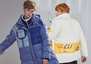 Tailoring & Detail -- 20/21 A/W Technique Trend for Men's Puffa