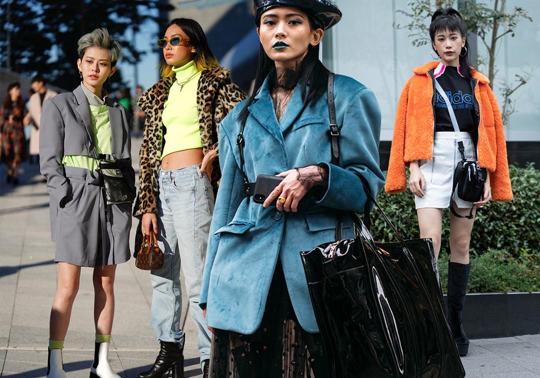 Chic Women -- 18/19 A/W Asian Street Style