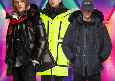 Puffer Jackets -- 19/20 A/W Item Analysis of Menswear's Trunk Show