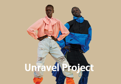 Unravel Project -- 2019 S/S Designer Brand for Womenswear