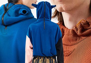 Original Details -- 20/21 A/W Detail Craft Trend of Menswear