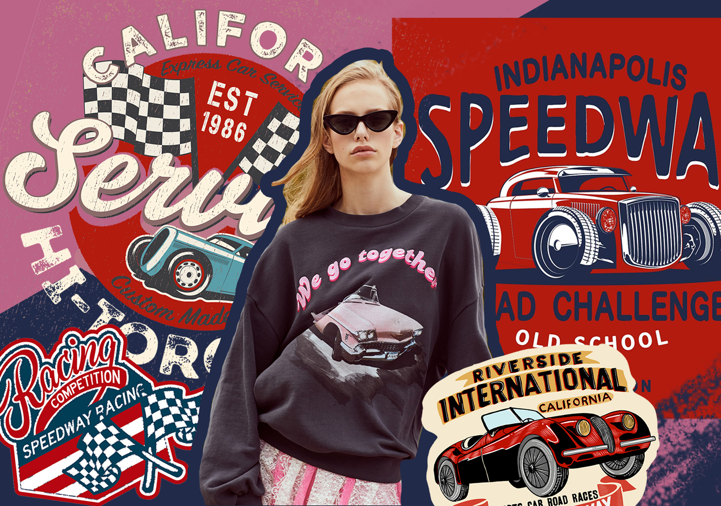Speeding -- 20/21 A/W Pattern Trend for Womenswear