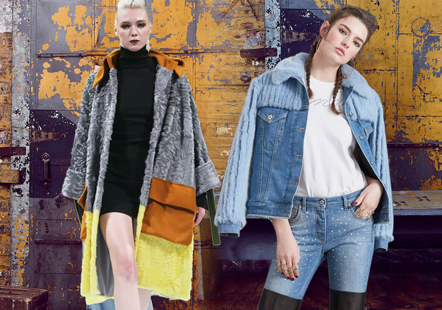 2019 Hong Kong International Fur&Fashion Fair -- Youth Fashion Collection