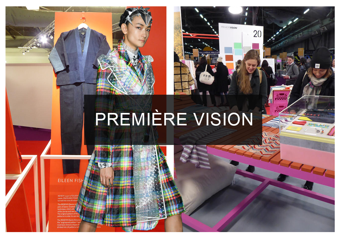 Environmentally-Friendly Fabrics -- 2020 S/S Première Vision New York