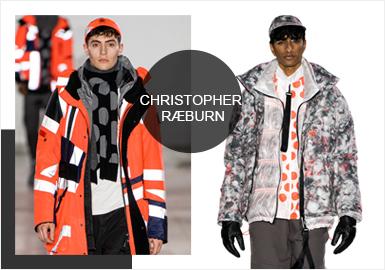 Christopher Raeburn -- Analysis of A/W 19/20 Menswear Catwalk Brands