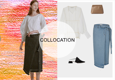 Charm -- 2020 S/S Skirt Collocation
