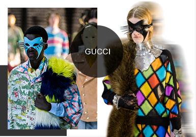 Gucci -- Analysis of 19/20 A/W Catwalk Brands of Womenswear