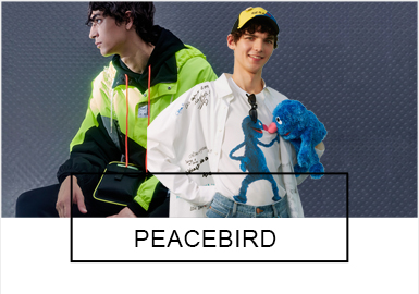 PEACEBIRD -- Analysis of Pre-Spring 2019 Menswear Benchmark Brands