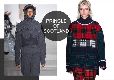 Plain Classics -- Pringle of Scotland