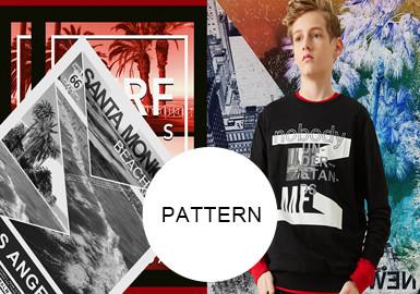 Collage -- 20/21 A/W Pattern Trend for Kidswear