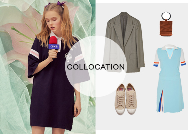 Spring -- 2020 S/S Dress Collocation