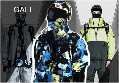 GALL -- 2019 S/S Designer Brand for Menswear