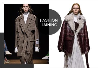 Fashion Haining -- Analysis of A/W 19/20 Womenswear Fur at Catwalks