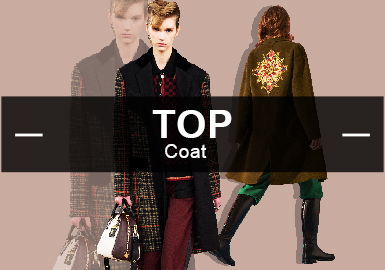 Overcoat -- Analysis of 2019 Resort Hot Items in the Womenswear Market