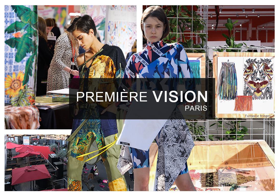 Prints&Patterns -- Analysis of 2020 S/S Premiere Vision Paris