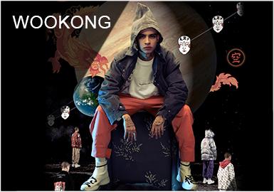WOOKONG -- 2019 S/S Designer Brand for Menswear