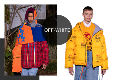 Off-White -- 2019 A/W Analysis of Catwalk Brands for Menswear