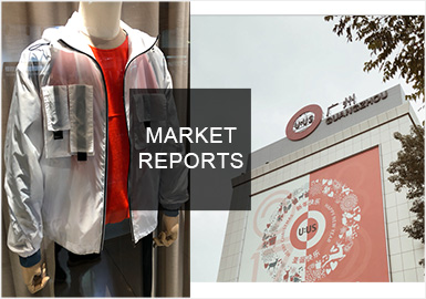 Crafts&Details -- 2019 S/S Analysis of Menswear in Guangzhou Wholesale Markets
