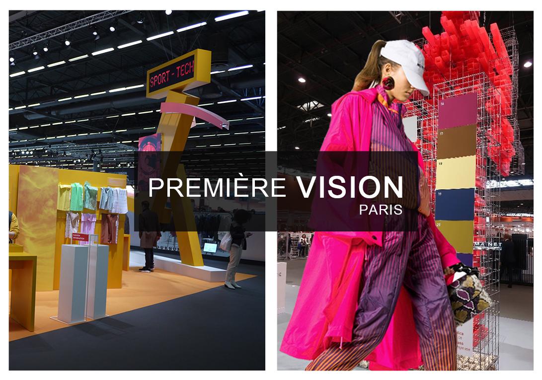 Sustainable Fabrics&Intelligent Ecology -- 2020 S/S Analysis of Premiere Vision Paris