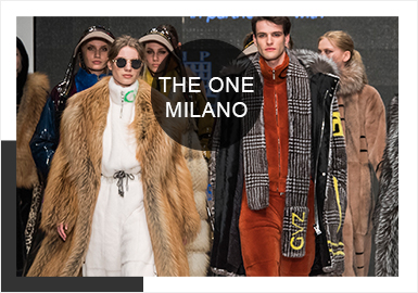 Fashion Mixing -- 2019 The One Milano