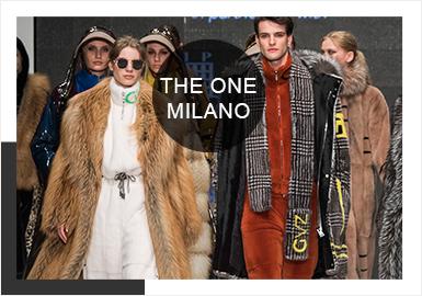 Fashion Mixing -- 2019 The One Milano