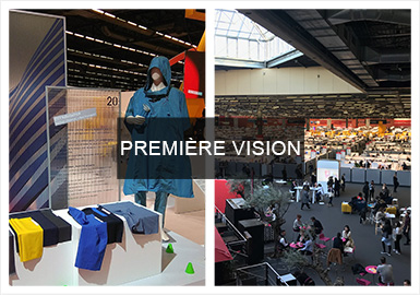 Sustainability -- 2020 S/S Analysis of Fabrics in Menswear Première Vision Paris