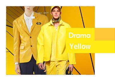 Drama Yellow
