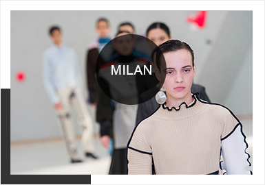 Delicate Milan -- A/W 19/20 Analysis of Catwalks for Women's Knitwear