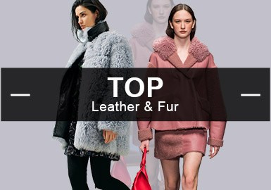 Leather and Fur -- The Analysis of Popular Items in Womenswear Markets