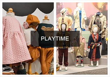 Fabrics&Patterns -- A/W 19/20 Analysis of Playtime