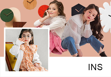 Fashion Bloggers in INS -- Briefing for South Korean Kidswear
