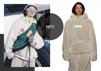 NPC -- 19/20 A/W Menswear Brand on Catwalk